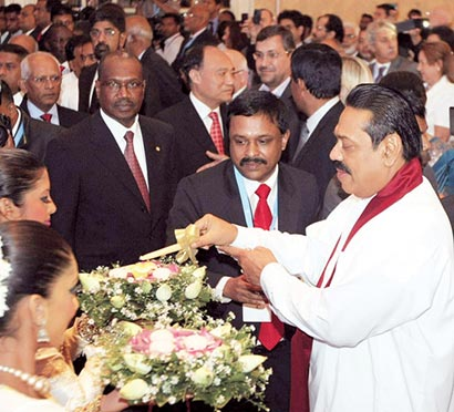 12 th Annual Global Symposium of ITU Regulators at the Colombo Hilton