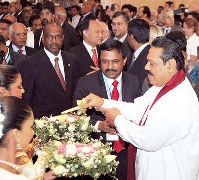 12 th Annual Global Symposium of ITU Regulators at the Colombo Hilton