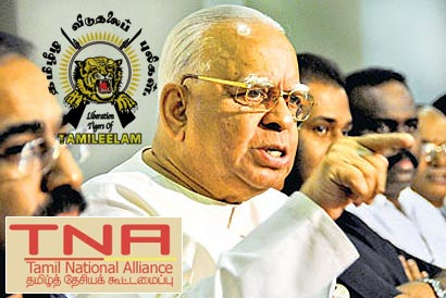 Tamil National Alliance - TNA