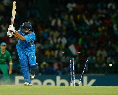 Yuvraj Singh Wicket