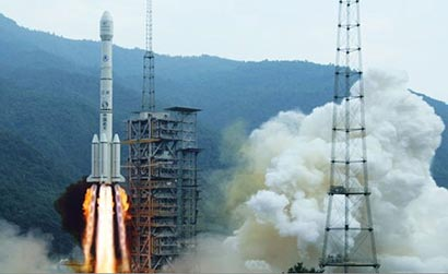 China Sri Lanka satellite