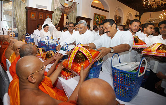 President Mahinda Rajapaksa celebrates his 67th Birthday - Photo 6