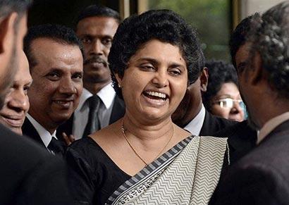 Shirani Bandaranayake