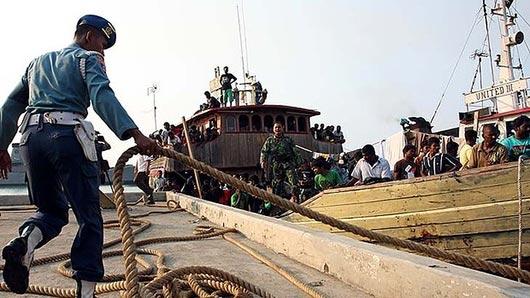 Sri Lanka Boat People in Australia - Photo 2