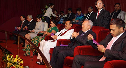 Kazakhstan and Sri Lankan leaders hold bilateral talks - Photo 8