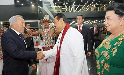 Kazakhstan and Sri Lankan leaders hold bilateral talks - Photo 1
