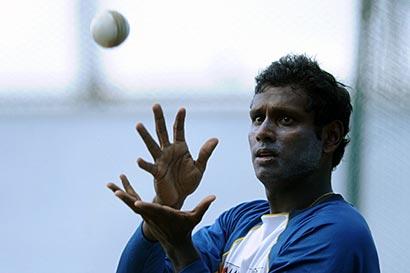 Angelo Mathews - Sri Lankan Cricketer