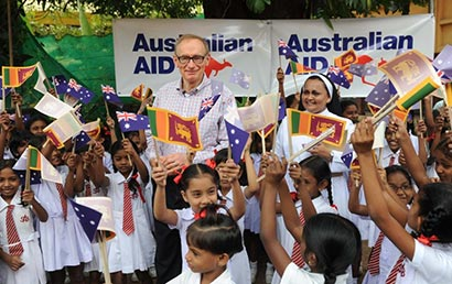 Sri Lanka – Australia Bilateral Relations Scale New Heights