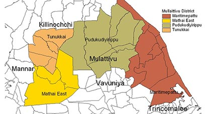 Mullaitivu District