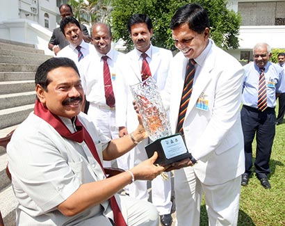 President Rajapaksa Challenge Trophy T-20 Tournament kicks off today