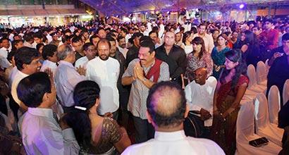 President Rajapaksa declares open Sri Lanka's first Travel Service Centre on an Expressway