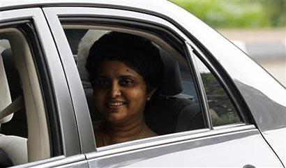 Former Chief Justice Dr. Shirani Bandaranayake