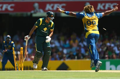 Cricket: Sri Lanka beat Australia by four wickets