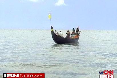 Indian Fishermen released