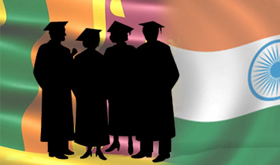 Indian scholarships to Sri Lankan students for higher education