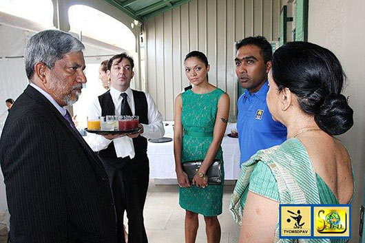 Hon. Julia Gillard, Prime Minister of Australia Host Sri Lankan Cricket Team - Photo 3