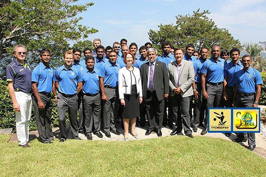 Hon. Julia Gillard, Prime Minister of Australia Host Sri Lankan Cricket Team - Photo 5
