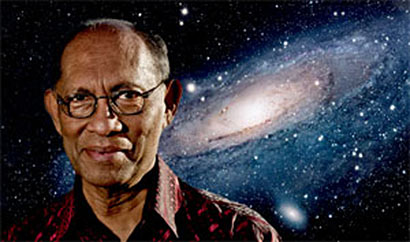 CHANDRA WICKRAMASINGHE COMING TO SRI LANKA TO GATHER FURTHER INFORMATION