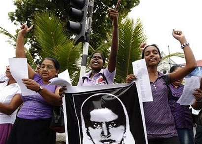 After execution, Sri Lanka to phase out maids going to Saudi