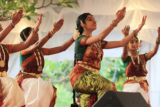 Thai Pongal festivel at Temple Trees