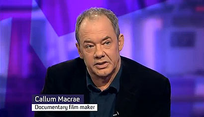 Callum Macrae - Channel 4