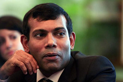 Maldives ex-President Nasheed arrested