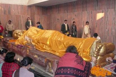 Kushinagar, a serene Buddhist destination