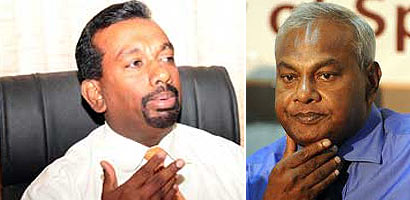 Minister paints wrong picture – Dharmadasa