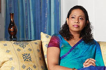 Minister Pavithra Devi Wanniarachchi