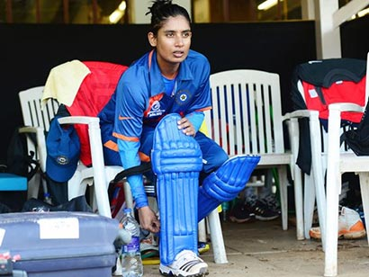 Surprised that all my bowlers had an off day: Mithali Raj