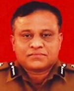 SSP Prishantha Jayakody