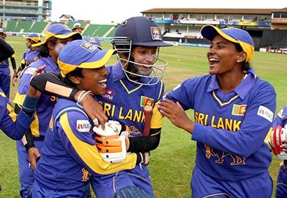 Sri Lanka in Super Six after another historic win