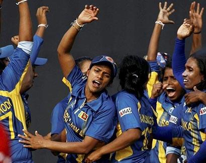 Sri Lanka stuns England with last-ball six