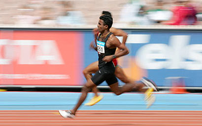 Asian Athletics GP shifted from Chennai to Colombo