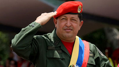 Venezuela's Hugo Chavez dies from cancer