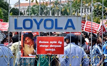 Chennai students on indefinite fast on Sri Lankan Tamils issue
