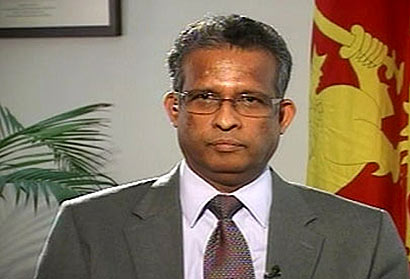 Sri Lanka high commissioner to India Prasad Kariyawasam