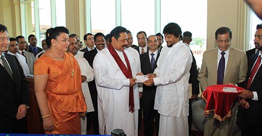 President Rajapaksa declares open Mattala Rajapaksa International Airport