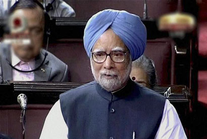 Colombo should hold talks with Tamils: Manmohan
