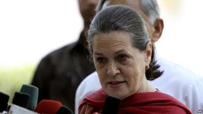 Soniya Gandhi