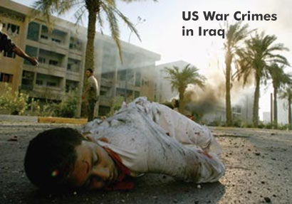 US war crimes in Iraq
