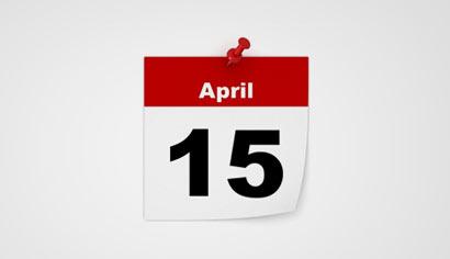 15th April