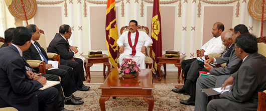 Bangladeshi Foreign Secretary reassures their support to Sri Lanka at International Forums