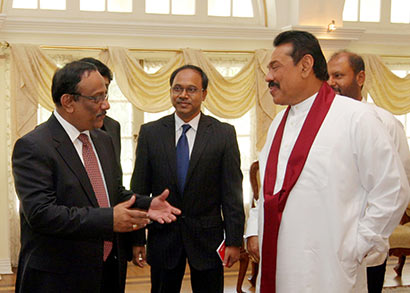 Bangladeshi Foreign Secretary reassures their support to Sri Lanka at International Forums