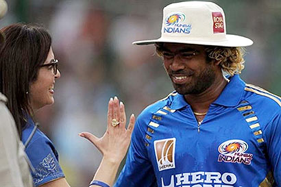Lasith Malinga in IPL Cricket