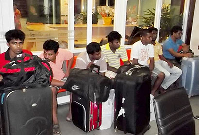 More Sri Lankans arrested in ongoing human trafficking operation