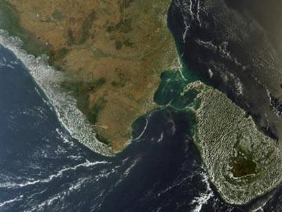 Sri Lanka, India discuss maritime boundary issues