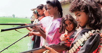 India has 3000 child soldiers!