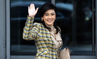 Prime Minister of Thailand Yingluck Shinawatra