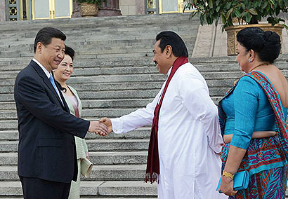 China to Invest in Sri Lanka's Transport Sector, Including a New Northern Expressway